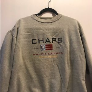 Chaps Ralph Lauren CRL  vintage sweat shirt